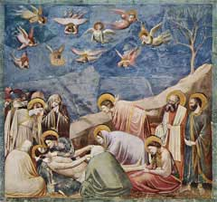 Giotto deposition