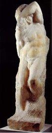 Young Slave Michelangelo 1520-1534