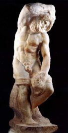 Bearded Slave Michelangelo