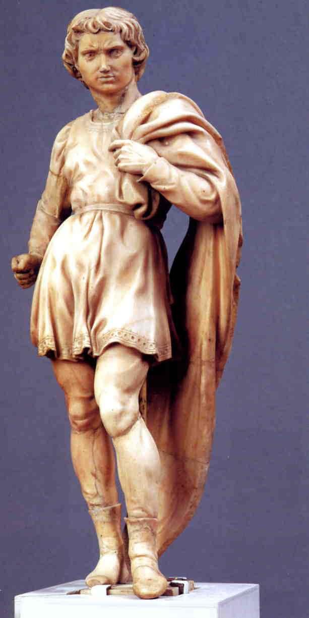 St Proculus by Michelangelo.