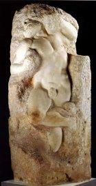 Awakening Slave Michelangelo 1520-1534