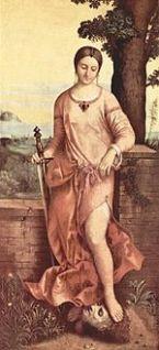 Judith by Giorgione