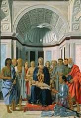 Brera Altarpiece by Piero della Francesca