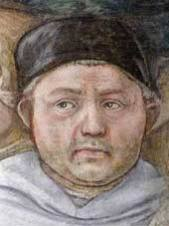 Self Portrait by Fra Filippo Lippi