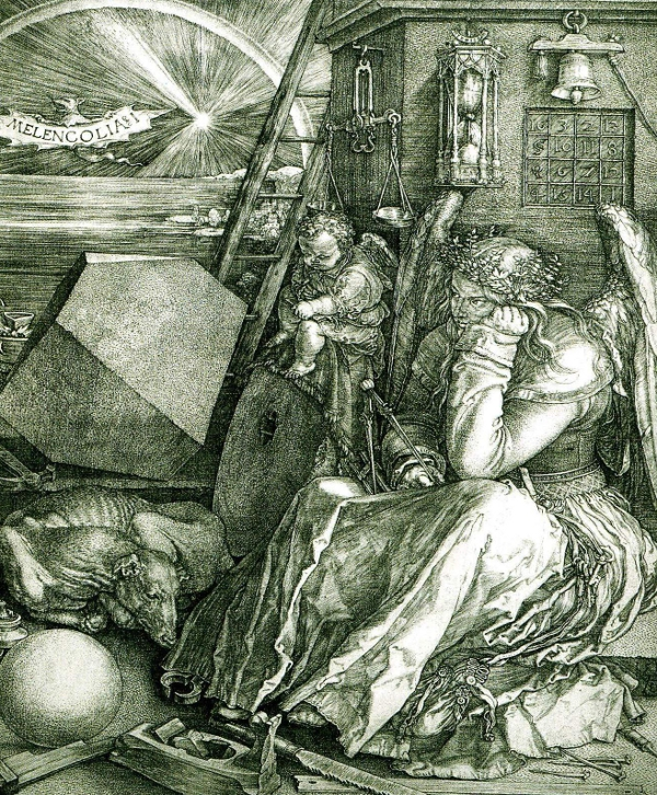 Melencolia 1 by Durer