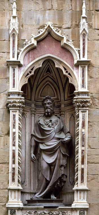John the Baptist by Ghiberti