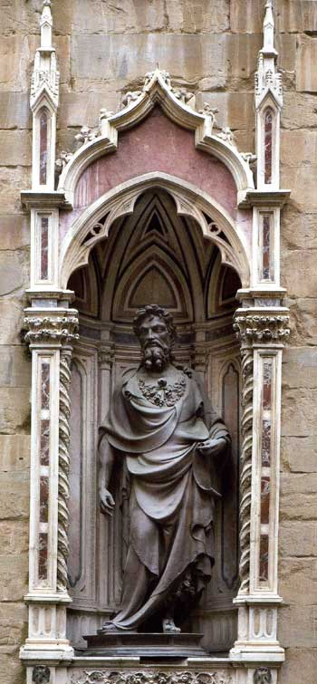 John the Baptist by Ghiberti