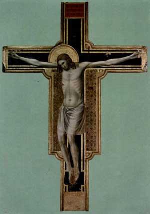 A Crucifixion Giotto 295X420