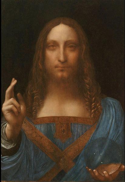 Leonardo's Salvator Mundi