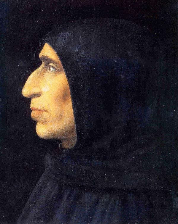 Savonarola by Fra Bortolommeo.