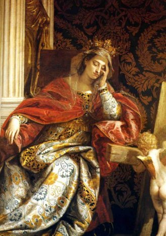 St Helen by Paolo Veronese.