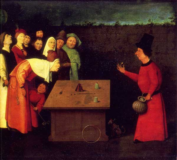 Image result for giving a letter in renaissance painting
