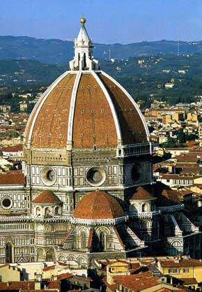 The Dome of Florence Cathedral, Brunelleschi