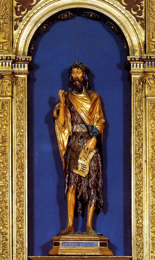 Donatello's St John