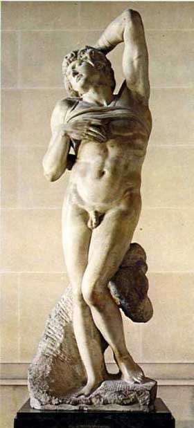 Michelangelo's Dying Slave