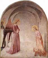 Annunciation Fra Angelico