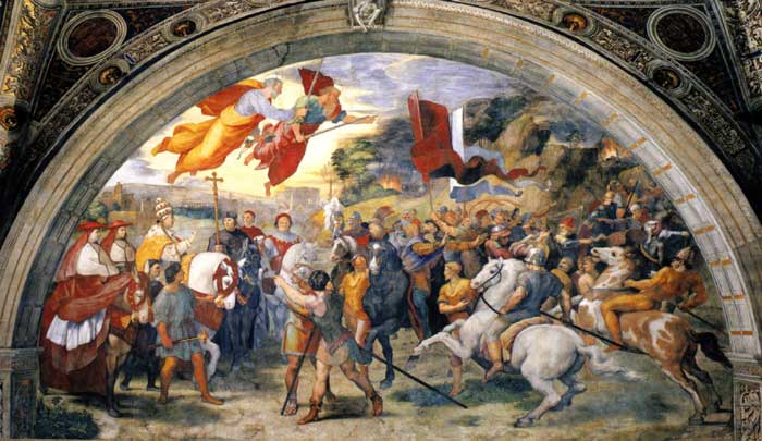 The Raphael Vatican Works Are Among Artists Finest Paintings