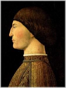 Sigismondo Malatesta, Piero della Francesca