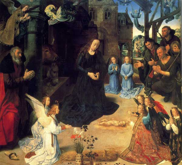 Hugo van der Goes, Portinari Altarpiece