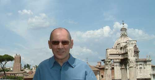 Site Author 2. Rome.