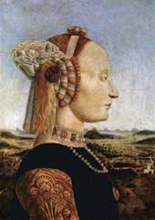 Battista Sforza, Dutchess of Urbino