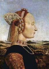 Battista Sforza, Dutchess of Urbino
