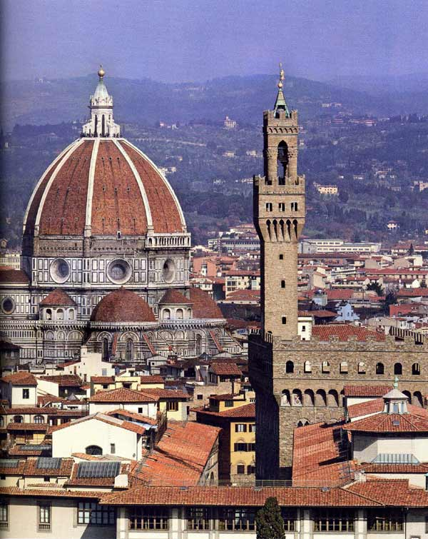 View of Florence Cathedral
