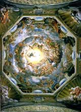 Assumption of the Virgin (thumb) Correggio