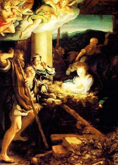 Holy Night, Correggio (thumb)