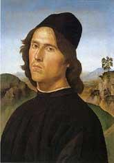 Lorenzo di Credi by Perugino