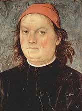 Self Portrait, Pietro Perugino