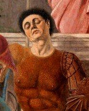 Piero della Fracesca, Self Portrait